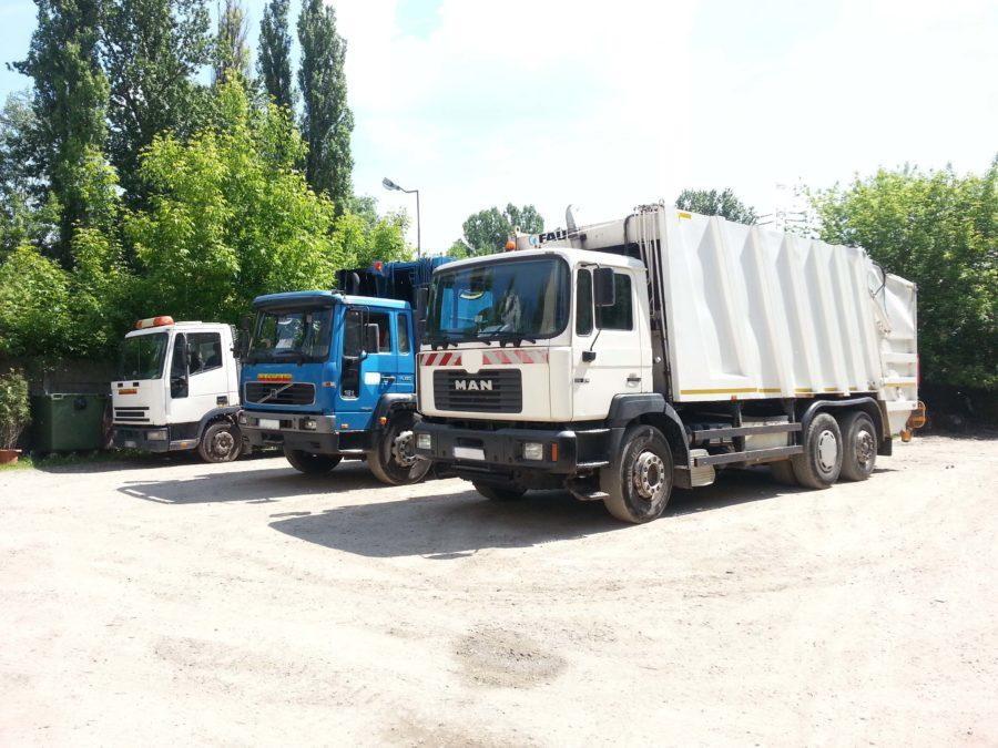 Śmieciarki Faun, Norba